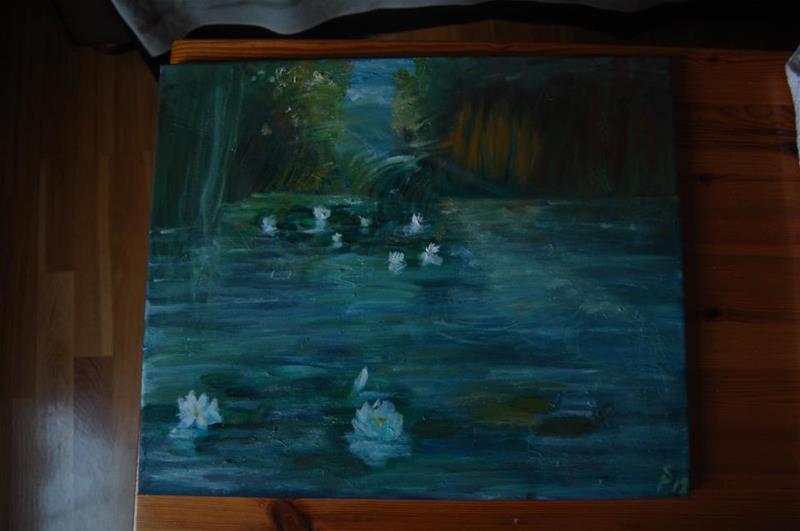 Petras naturmålning 1