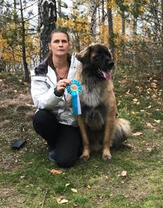 2018 Rinni bästa junior Växjö