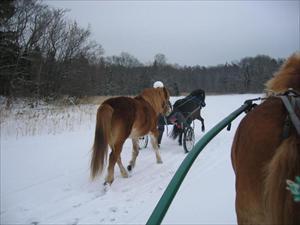 Körning på isen