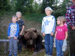 39. Kanske kommande björnjägare