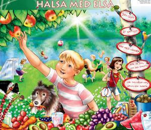Elsas hälsa affisch