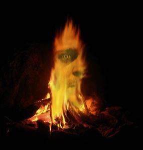 gaston i flammorna