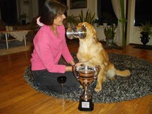 Årets lydnadshund2015