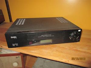 No. 63. Saba VR 7021. VHS-bandspelare. (714) IMG_8655