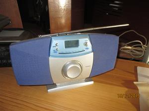 No. 32. Digital Alarm Clock CT-189F. IMG_8617