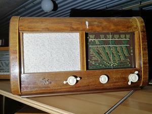 No. 5. Luxor Radio typ Populär.  IMG_20191113_160040.