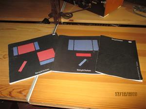 No. 52. Bang & Olufsen Beocord 2000 Instruktionsböcker. IMG_8643