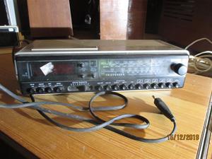 No. 36. Telefunken Clock Radio Digitale Electronic 500. IMG_8621