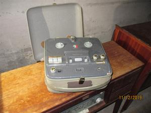 No. 13. Telefunken Magnefon 76. IMG_8597