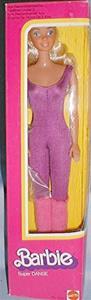 1982 Canadian Barbie Super Danse. Mattel #5838 1