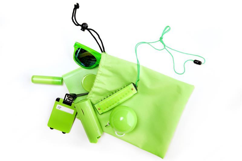 Grönt är skönt! Profilprodukter - giveaways, reklamprylar, produktmedia