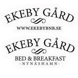 Ekeby Gård Bed & Breakfast, Nynäshamn