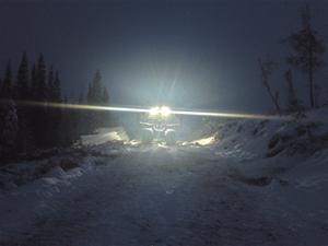 Kväll i Åkersjön