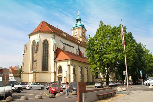 Katedralen i Maribor