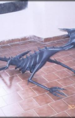 Plastika draka
