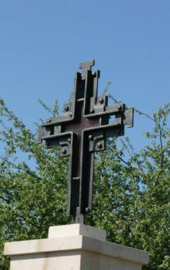 Kovaný kříž
