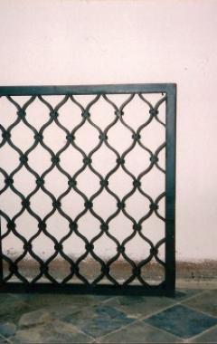 cibulová mříž