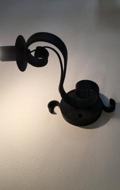 lampička nástěnná