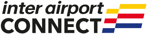 inter airport CONNECT Logo
