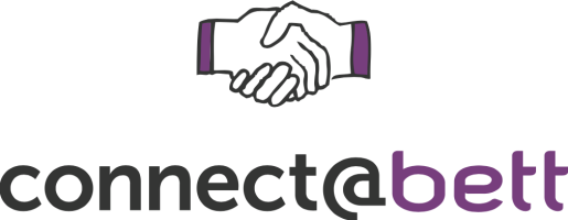 Connect@bett Logo