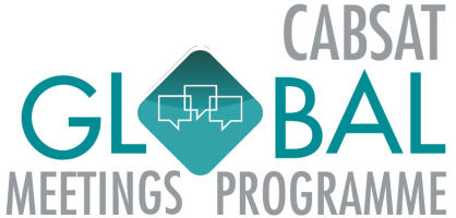 CABSAT Global Meetings Programme Logo