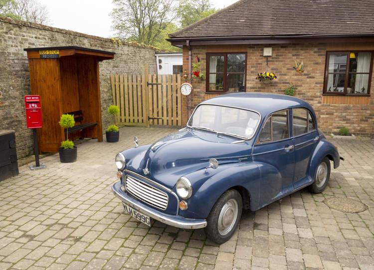 Ashlyns Classic Car Show