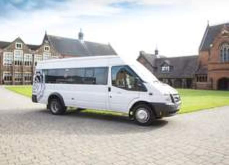 Free bus shuttle to BerkoFest