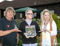 robin ince and charlie and lucinda