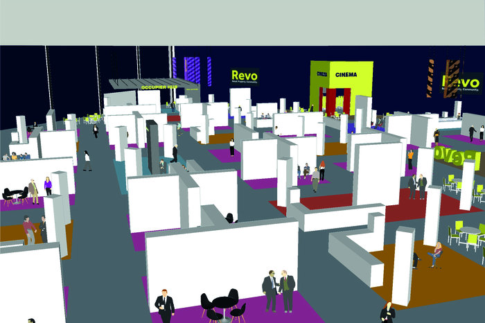Revo Exhibition Design 2019
