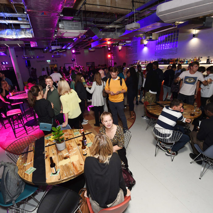 Catford Mews Launch Night