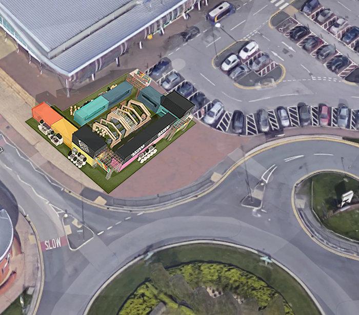 Cables Retail Park