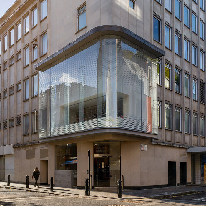 1 James Street London
