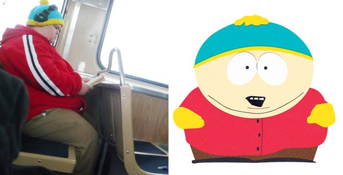these 21 cartoon characters in real life will brighten up your day