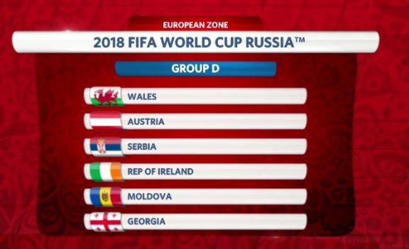 Ireland Fifa World Cup 2018