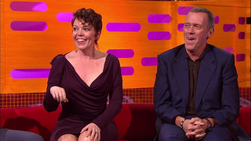 Hugh-Laurie-and-Olivia-Colman-the-Graham-Norton-Show-10-05-2013-hugh-laurie-34453210-1280-720