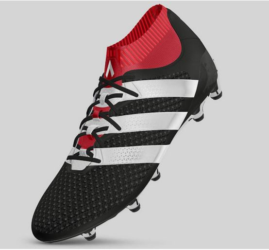 huge discount 4d9fa 3e241 release date adidas ace 16 black red 1807d 06ad2
