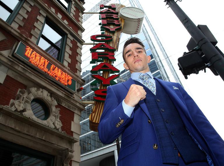 Where to watch Michael Conlan fight