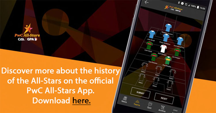 Download PWC all stars app here https://blls.ie/2y9ilT8