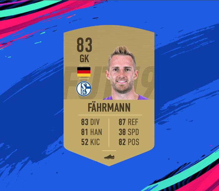 FIFA 19 Bundesliga Ultimate Team Bargains