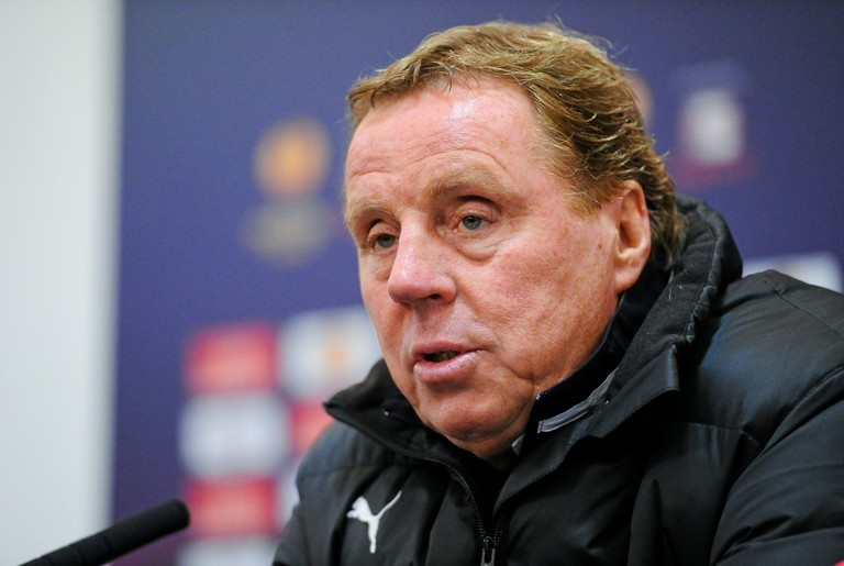 Harry Redknapp blasts Gary Neville over Tottenham comments: 'Absolute disgrace'