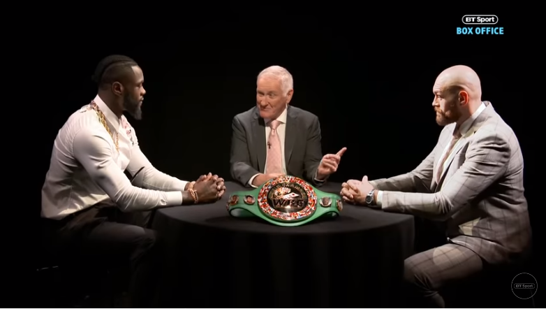 Where to watch Fury vs Wilder