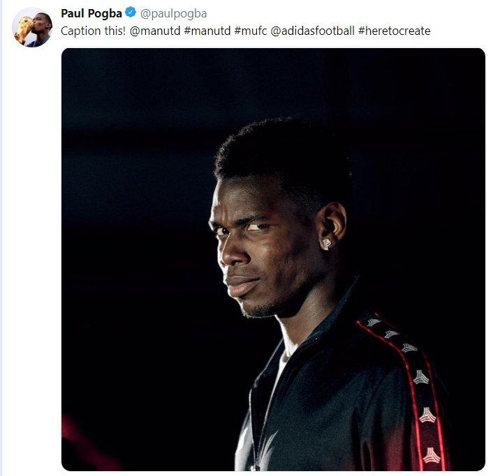 Paul Pogba mocks Jose Mourinho on social media after Manchester United sacking