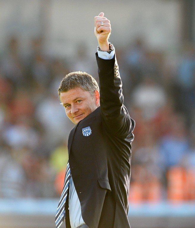 Man Utd to trigger clause in Solskjaer Molde contract