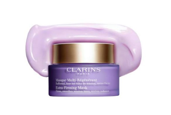 Clarins extra firm facial mask xxx video