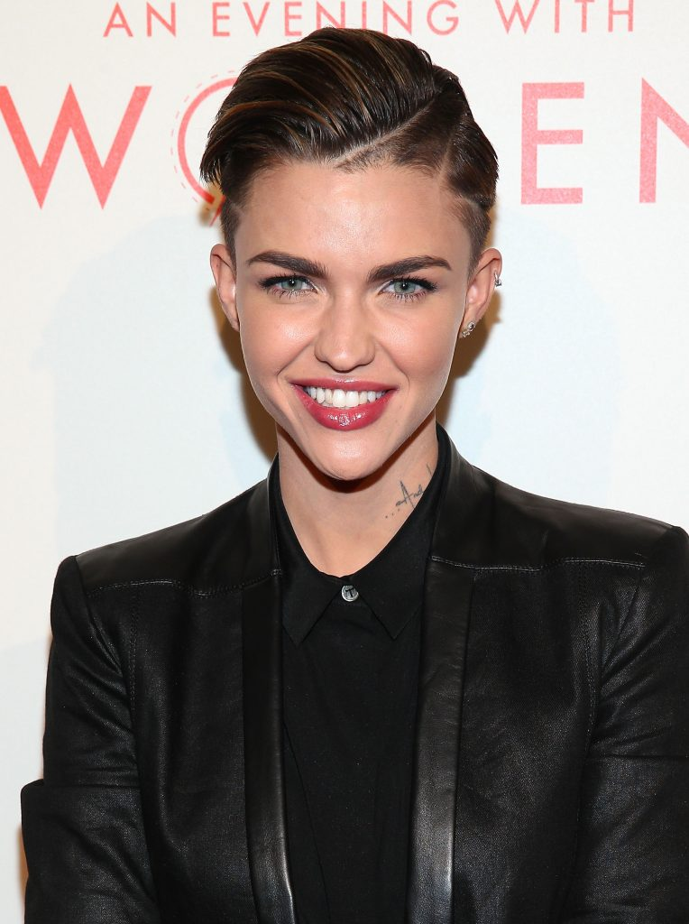 15 Times Ruby Rose Showed Us Very Different Short Hair Styles Beaut