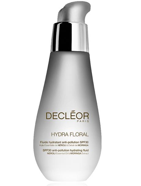 Decleor Hydra Floral spf 30 best spf moisturisers for dry skin