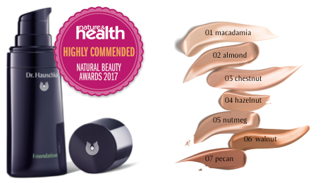 Docteur Ochka here's what we think of the new dr hauschka foundation | beaut.ie