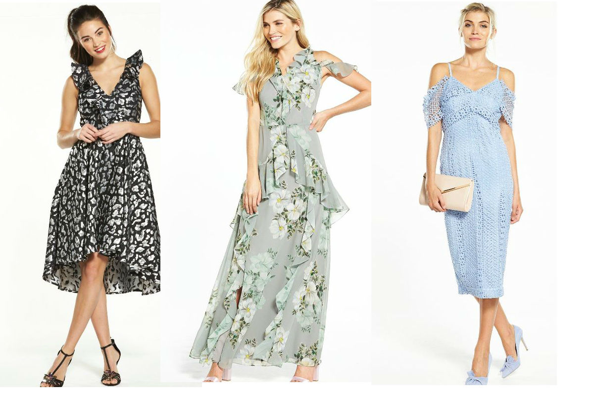 13 spring wedding guest dresses that are all on sale right now ...