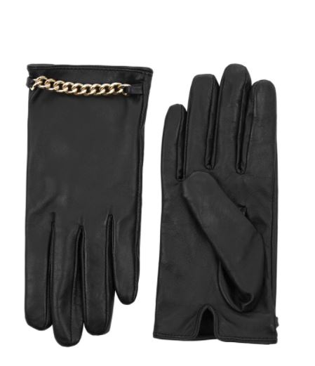 what to wear for an interview gloves