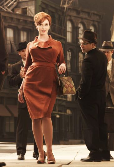 joan holloway pencil skirt